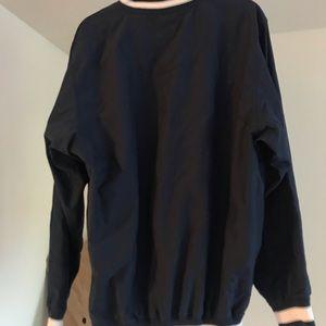 Reebok Jackets & Coats - Navy Y2K Reebok Pullover Windbreaker sz: M